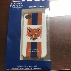 iPhones 4/4s case Sloan's Ranger